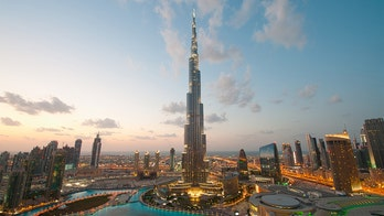 YouTube couple criticized for extravagant gender reveal on tallest building in the world
