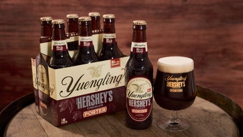 Yuengling brewery and Hershey's team up for chocolate porter