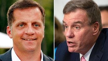 Virginia Senate race sees underdog GOP challenger confident despite uphill battle