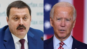 Sanctioned Ukrainian lawmaker leaks Biden call where VP knocked 'slow' Trump transition