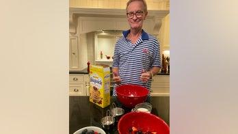 Steve Doocy: The Doocy family's delicious debate night dessert