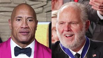 Rush Limbaugh: Dwayne 'The Rock' Johnson 'sold his soul to China' by endorsing Biden