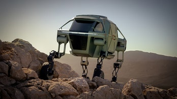Hyundai developing 'transformer-class' walking car for production