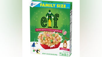 General Mills releases 'Elf' holiday cereal inspired by 2003 movie