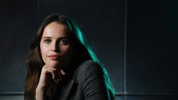 Felicity Jones, who portrayed Ruth Bader Ginsburg in 'On the Basis of Sex,' pays tribute to late justice
