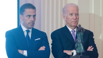 Biden denies family profited from his name, says 'no basis' to Hunter Biden story