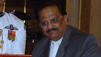 Indian singer S. P. Balasubrahmanyam dead at 74 from coronavirus