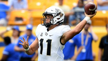 UCF's Dillon Gabriel declares the Knights the 'best team in Florida' after win over Georgia Tech