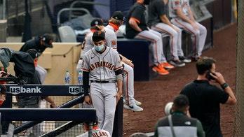 2 Giants-Padres games postponed after positive SF virus test