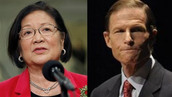 Hirono, Blumenthal say they won't meet with Amy Coney Barrett