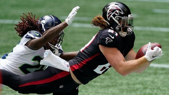 Falcons' Hayden Hurst has car burglarized after heartbreaking loss against Lions: 'Welcome to Atlanta!'