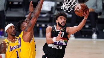 Nuggets' Jamal Murray gets Michael Jordan comparisons after nifty layup