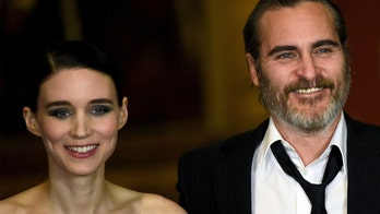 Joaquin Phoenix, Rooney Mara welcome first child: a son named River