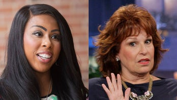 'The View' goes off the rails after Kim Klacik calls out Joy Behar for 'parading in blackface'