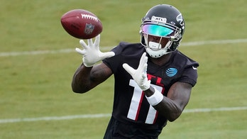 Julio Jones had 'no clue' he was on TV for infamous Shannon Sharpe interview