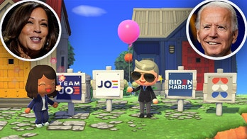 Biden campaign mocked for presence in 'Animal Crossing', compared to Hillary's 'Pokemon Go to the polls' line