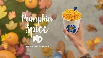 Kraft releases pumpkin spice mac and cheese