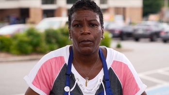 Kroger store in Tennessee hires homeless woman -- and changes her life