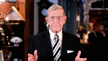 Lou Holtz on receiving Presidential Medal of Freedom: 'Nobody is more appreciative than me'