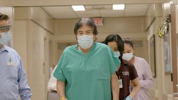 Texas coronavirus patient, 70, undergoes double lung transplant