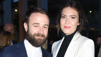 Mandy Moore expecting first child with musician husband Taylor Goldsmith