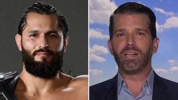 UFC's Jorge Masvidal to join Donald Trump Jr. for 'Fighters Against Socialism' bus tour