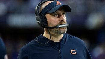 Chicago Bears' Ryan Pace, Matt Nagy gift team Air Jordans ahead of Detroit Lions matchup