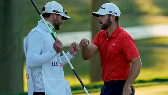 California cool, Matthew Wolff takes detour to US Open lead