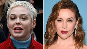 Rose McGowan says Alyssa Milano is 'the leader of Karens' after cops called near actress' home