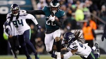 Eagles running back Miles Sanders among NFL's rising stars