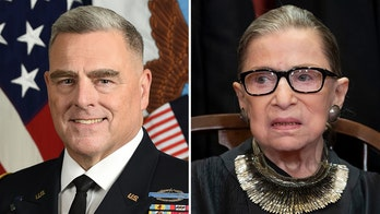 Ruth Bader Ginsburg mourned by top US military officer: 'A great loss for the country'