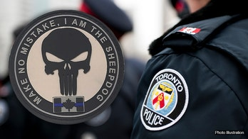 Toronto police officer faces backlash for wearing 'Punisher' patch on uniform