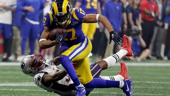 Woods gets 4-year, $68M extension with LA Rams