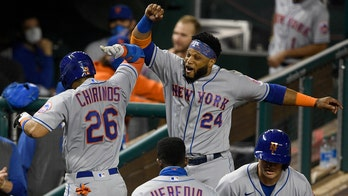 Chirinos homers as Mets maintain playoff hopes, top Nats 3-2