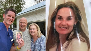 Alabama man reunited with photo of late wife blown away by Hurricane Sally