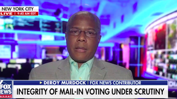 Universal mail-in voting a 'Democrat-concoction,' 'total disaster,' Deroy Murdock says