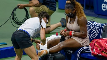 Serena withdraws from Italian Open with Achilles injury