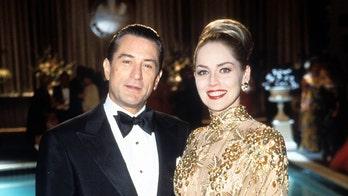 Sharon Stone says Robert De Niro was her best on-screen kisser: 'It was pretty fabulous'