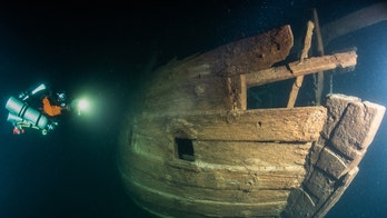 17th-century merchant ship discovered in the Baltic