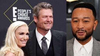 John Legend playfully shades Blake Shelton, Gwen Stefani in 'The Voice' promo