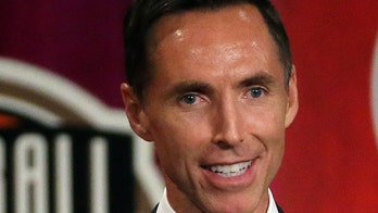 Nets coach Steve Nash hopeful about team's ability to contend for NBA title
