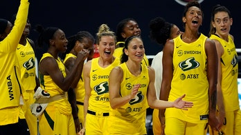 WNBA's Seattle Storm endorses Biden-Harris ticket in rare move for a sports team
