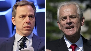 Peter Navarro abruptly cut from CNN interview after telling Jake Tapper network 'is not honest with the American people'