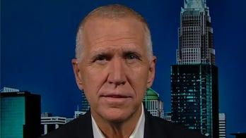Sen. Tillis slams Senate Democrats who won't meet Amy Coney Barrett