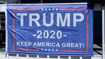 Minnesota Trump supporters awaken to find their garage on fire, 'Biden 2020' graffiti