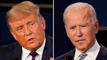 Biden accuses Trump of coronavirus lies as president pushes speedy vaccine timeline