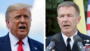 Army chief responds to Trump criticism: War recommendation is 'last resort'