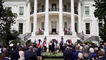 CNN shames Trump's 'large crowd,' 'little social distancing' at WH event marking historic Mideast peace deal