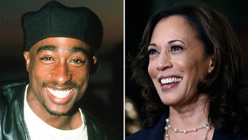 Kamala Harris names Tupac 'best rapper alive'