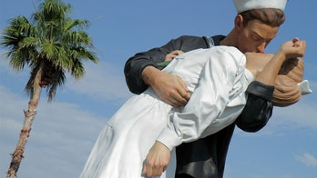 Florida WWII statue to stay at Sarasota Bayfront after GOP congressman intervenes